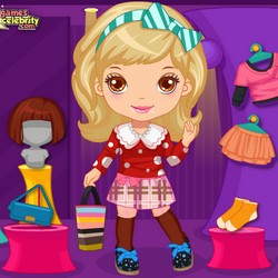 hair and dress up shop